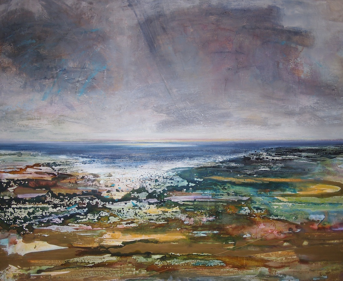 <span class=&#34;artist&#34;><strong>Peter Kettle</strong></span>, <span class=&#34;title&#34;><em>Porthcawl, Last Light</em></span>