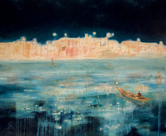 <p>Daniel Ablitt, <em>Returning</em>, 2016</p>