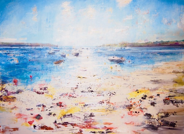 Peter Kettle, Loe Beach, Cornwall