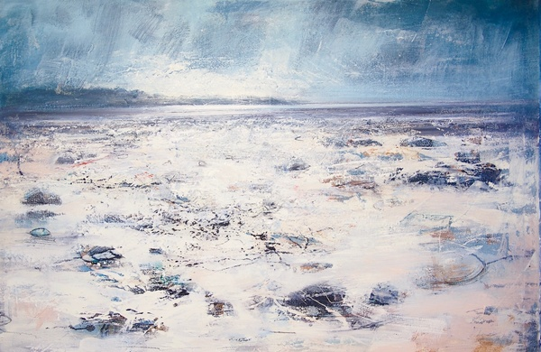 Peter Kettle, Broad Haven, Peninsula Wraps the Horizon, 2017