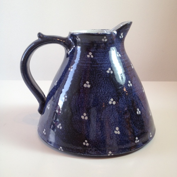 Tydd Pottery - Tri-Spot Medium Jug