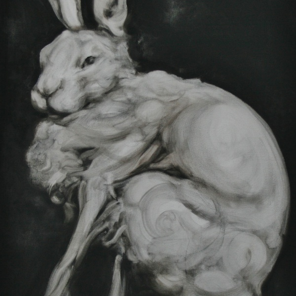 Abigail Reed - Winter Hare
