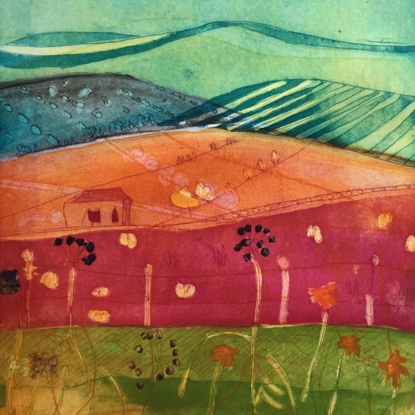 Louise Davies - Distant Hills