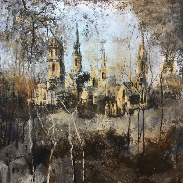 Bee Bartlett - Oxford Spires, 2017