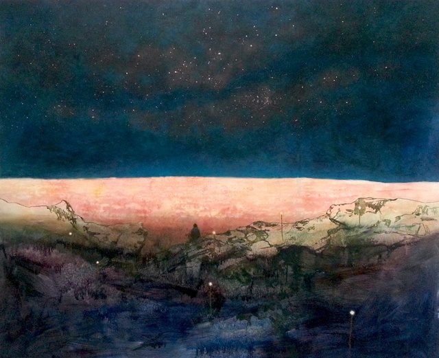 <p>Daniel Ablitt,<em> 'City Lights'</em>, 2016</p>
